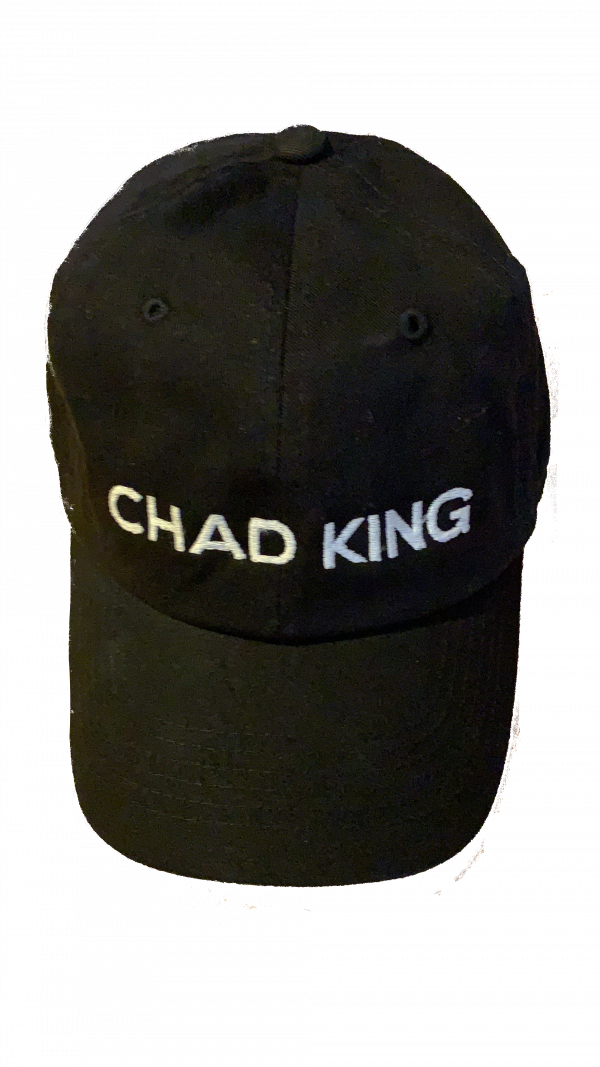 CHAD KING EMBROIDERED HAT